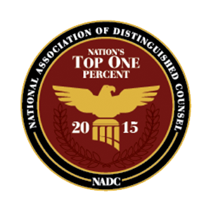 logo of the national association of distinguished counsel 2015
