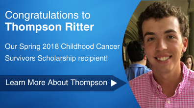 Congratulations to Thompson Ritter