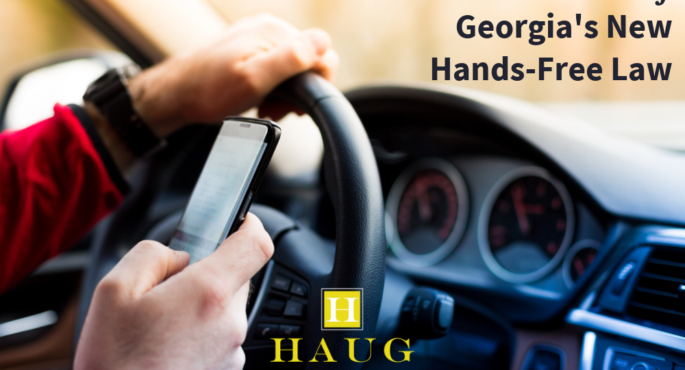 The Ins and Outs of Georgia's New Hands-Free Law