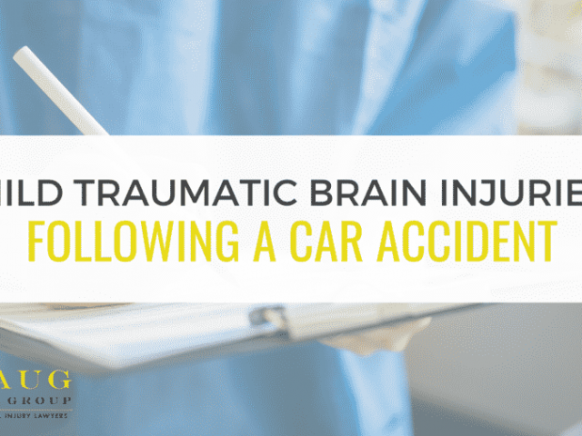 Mild Traumatic Brain Injuries Following a Car Accident
